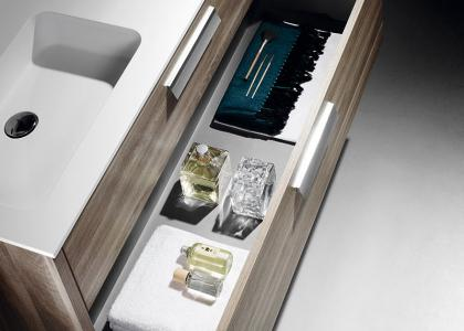 Detalle cajón madera inferior
