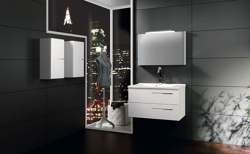 Muebles de baño industrias valenzuela : Blanco industrias valenzuela